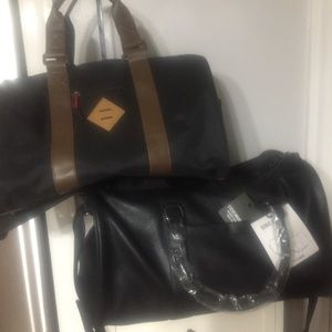 Steve Madden two piece travel set, NWT